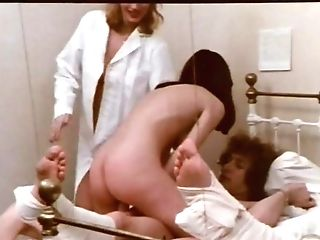 Flawless Orgy In The Hospital With Brigitte Lahaie