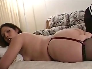 Mature ass retro