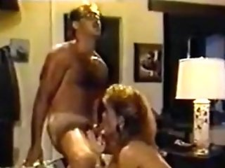 Retro Group Orgy With Blondes, Double Penetration, Facials
