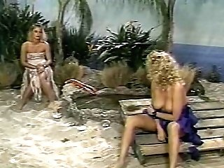 Incredible Girly-girl Old School Movie With Nick Slaughter And Jamie Summers