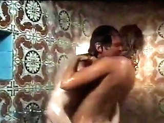 1970s Movie Hard Erection Bathroom Hump Scene