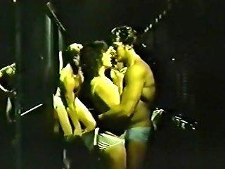 Antique 80s Nylon Underpants