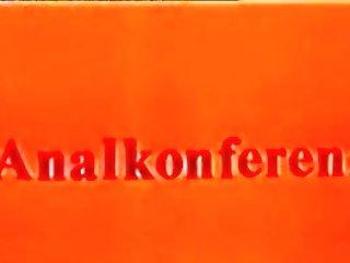 Antique 70s German - Analkonferenz - Cc79