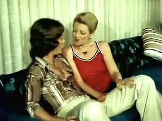Horny Interracial Classical Scene With Mike Ranger And Auntie Peg