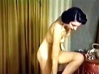 Exotic Dance Of The Silken Scarves - Antique Slender Taunt