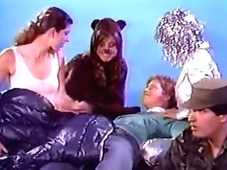 Fabulous Facial Cumshot Retro Movie With Amber Lynn And Jack Baker