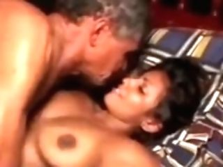 70 Year Old Indian Grand-pa Fucks 22 Year Old Indian School Student