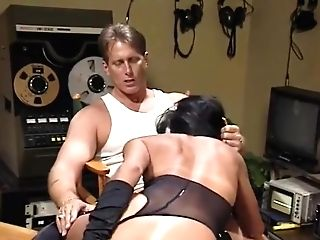 Hank Armstrong, Anna Malle Very Hot Scene From Powerful Breathing(1996)