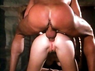 Maid fucked in all crevices