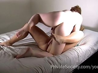 Soccer Mom Sport Fucks On A Dare