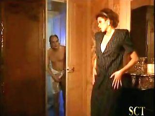 Deborah Wells In Sexy Milky Undergarments