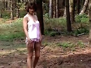Anna J - Unwrap In The Forest