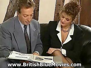 Nikki Platts - Brit Antique Hard-core Porno