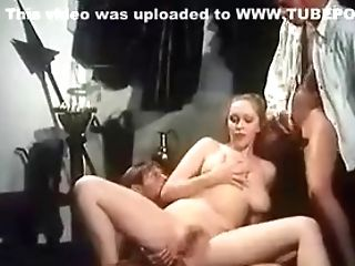 Hot Lady With Big Titties Get Double Penetration