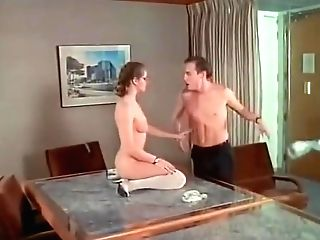 Tricia Devereaux Gets Fucked In The Office
