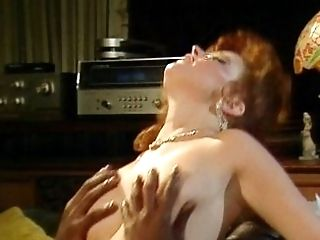 Antique interracial redhead fucking a black man