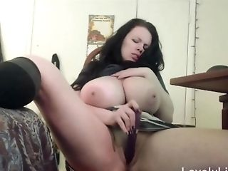 Lovely Lilith Fucks Herself Retro Vid