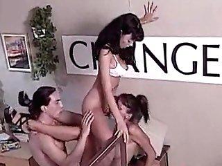 Sh Retro Pornographic Stars Anita Dark And Anita Ash-blonde Sharing Rod