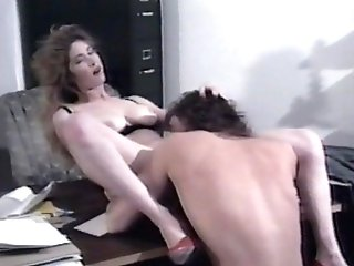 Hot Manager Fucks Employee In Her Office