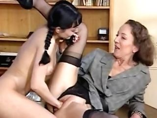 females fisting Euro mature