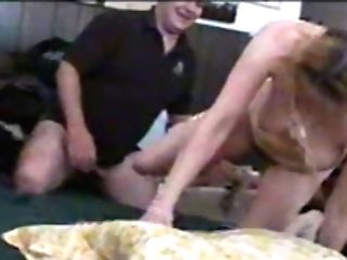 Homemade Uber-cute Blonde Wifey Doggystyle