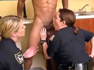 Nude Police Mummy And Cougar Latino Cougar Cops Bang-out Clips And Police Mummy Hard-on