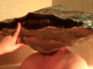 Oysters Are An Stimulant - Sucking Bathtub Food Obsession Zeltron2020