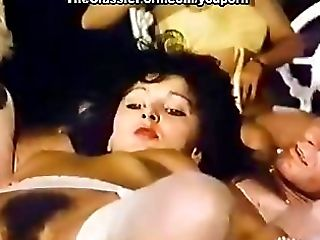 retro mature huge-chested