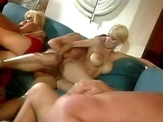Massive Orgy with Pj Sparxx