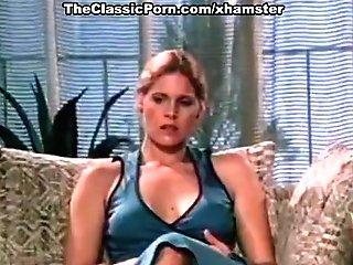 John Holmes, Chris Cassidy, Paula Wain In Old School Pornography Site