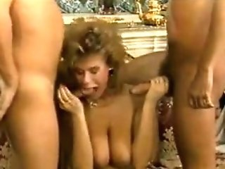 Antique Giant Tits& Two Studs..