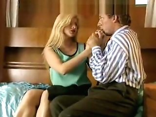 Classical Porno On A Boat With The Blondie