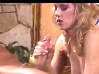 Blonde Beauty Works The Jizm Out Of A Fuck-stick ( Antique Loop )