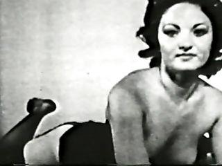 Erotic Nudes 504 50s and 60s - Scene 1