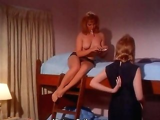 Very Timid Nubile Undressing (1960s Antique)