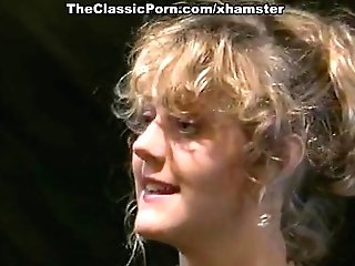 Julianne James, Tracey Adams, Aja In Antique Porno Movie
