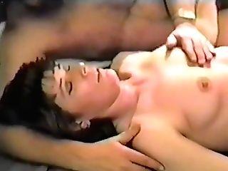 Antique Hotwife Dee In A Motel Orgy