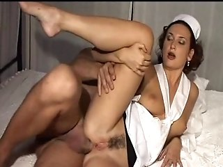 Ass-fuck maid (old-school)