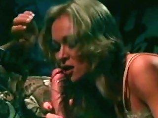 Blonde Porn Industry Star Seventies Style