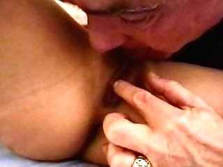 Vintage Anal Party 8