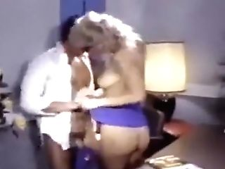 Amber Lynn Fucks With Peter And His Friend
