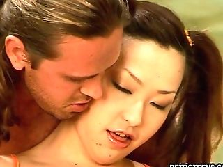 Screaming Asian Nubile Fucked Hard In The Spa In Antique Flick