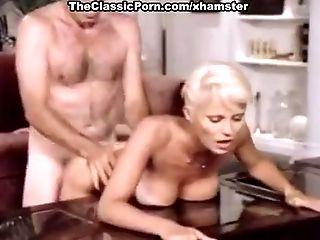 Seka, John Leslie in platinum blonde queen of old-school pornography