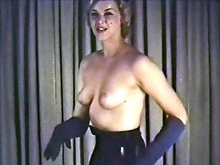 Wiggle Honey Wiggle - Antique Striptease Twist Dance