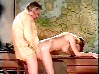 Retro Plower Antique Old Man Fuck In Cabaret