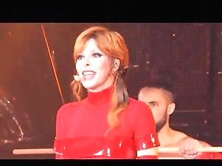 Mylene Farmer Eye Candy......