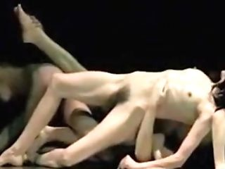 Erotic Dancing Spectacle Two - Magma Of Nudes