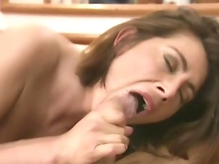 Classy MILF Gina Wants Hard Sex