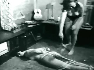 Domina Spanks College Girl, Hard Part Two