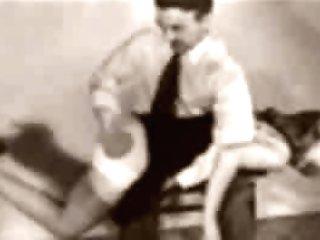 Bondage & Discipline Antique Thrash.
